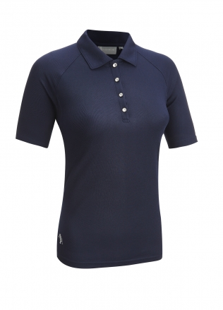 Glenmuir Ladies Renee Piped Performance Polo