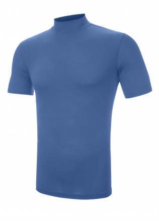 Greg Norman Playdry Performance Mock Neck Shirt