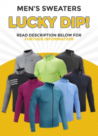 Lucky Dip - Men's Sweaters
