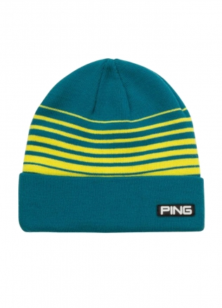 Ping Stripe Knit Hat