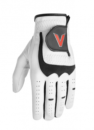 100% Cabretta Leather V Golf Glove