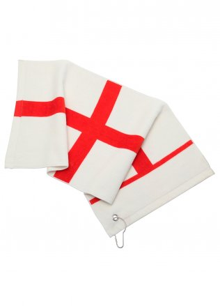 England Golf Bag Towel