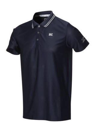 Cutter & Buck Tipped Collar Dry Tec Polo Shirt