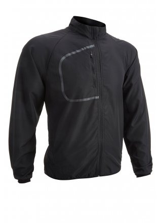 B&C Dynamic Lightweight Windbreaker Jacket