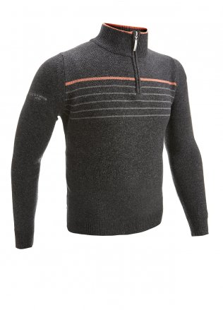 Glenmuir 1/4 Zip Lambswool Golf Sweater