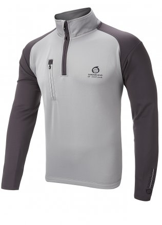 Sunderland Fleece Lined 1/4 Zip Golf Midlayer