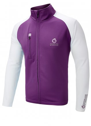 Sunderland Fleece Lined Full Zip Golf Jacket