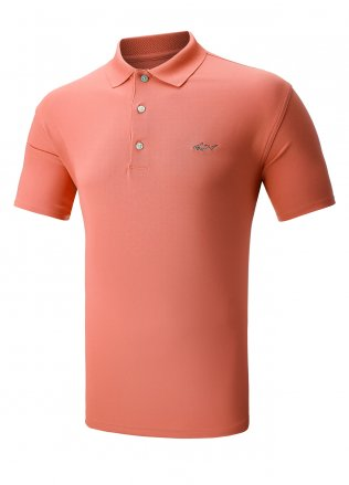 Greg Norman ProTek Performance Golf Polo Shirt