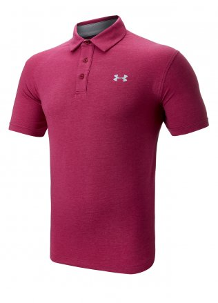 Under Armour Charged Cotton Golf Polo Shirt