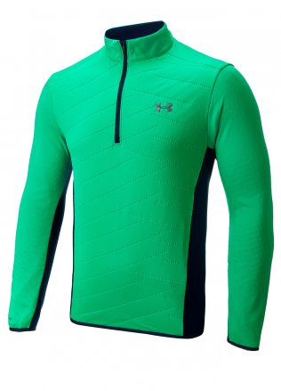 Under Armour Golf Reactor Hybrid 1/4 Zip Pullover