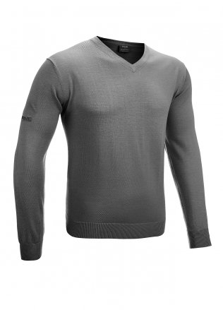 PING Merino Wool V-Neck Golf Sweater