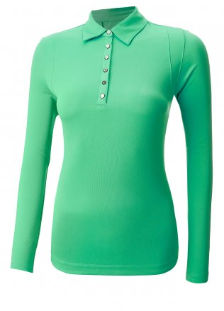 Callaway Golf Ladies Fleece Lined Polo Shirt