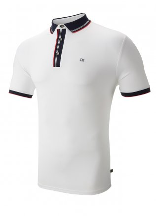 Calvin Klein Golf Parallel Polo Shirt