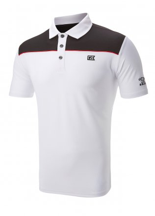 Cutter & Buck DryTec Panel Polo Shirt