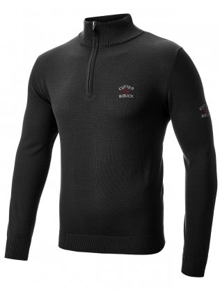 Cutter & Buck DryTec 1/4 Zip Golf Sweater