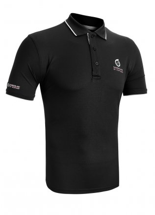 Sunderland Tipped Collar Golf Polo Shirt