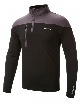 Stromberg Fleece Lined 1/4 Zip Lightweight Midlayer