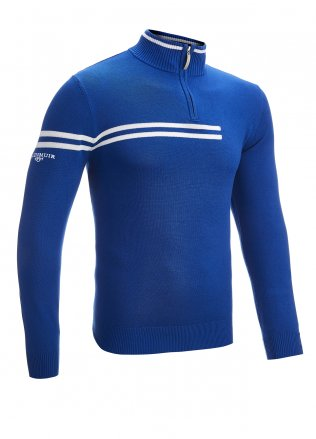 Glenmuir Cotton 1/4 Zip Golf Sweater