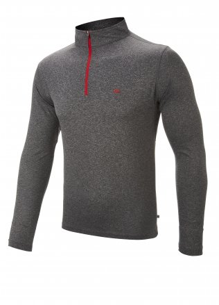 Calvin Klein Half Zip Tech Golf Midlayer