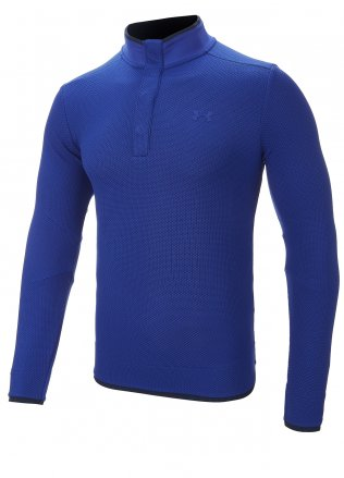 Under Armour Storm Snap Button Textured Sweater