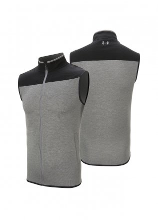 Under Armour Storm SweaterFleece Coldgear Full Zip Gilet