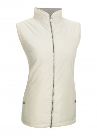 Glenmuir Ladies Demelza Luxurious Reversible Quilted Gilet