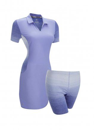 Adidas Ladies Ultimate Range Dress with Undershorts