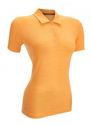 Adidas Ladies Ultimate 365 Short Sleeved Polo