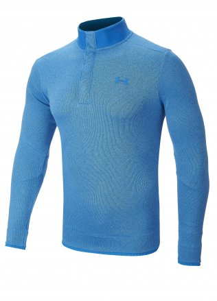 Under Armour Storm Fleece Snap Button Sweater