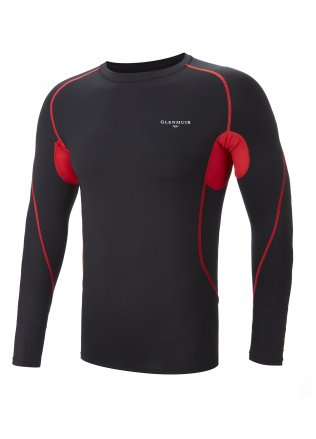 Glenmuir Long Sleeve Base Layer with Compression