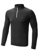 buy Calvin Klein Half Zip Tech Golf Midlayer