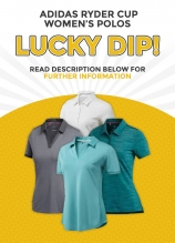buy Lucky Dip - ADIDAS Ladies Ryder Cup Polo
