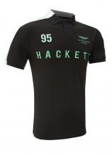buy Hackett Aston Martin Racing Colour Block Polo