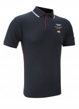 buy Hackett Aston Martin Racing Tipped Collar Polo