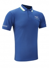 buy Hackett Aston Martin Racing Jacquard Polo