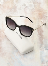 buy Calvin Klein Ladies Sunglasses CK1238S-001