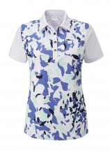 buy Ping Botanical Ladies Short Sleeve Sensorcool Polo