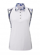 buy Ping Botanical Ladies Sleeveless Sensorcool Polo