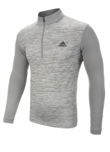 buy ADIDAS Contrast 1/4 Zip Midlayer