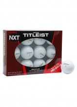 buy 2 Dozen Titleist NXT (A Grade) Golf Balls