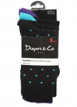 buy Dwyers & Co. Spotted Socks