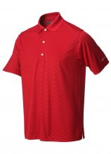 buy Greg Norman Embossed Polo Shirt