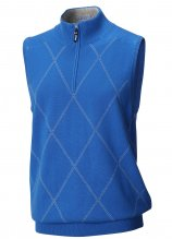 buy Calvin Klein Argyle 1/4 Zip Slipover