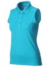 buy Callaway Ladies Golf Sleeveless Golf Polo Shirt