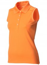buy Callaway Ladies Sleeveless Polo Shirt