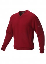 buy Greg Norman V-Neck Lambswool Sweater