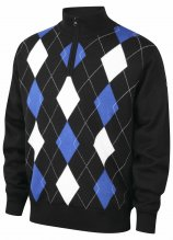 buy Cypress Point Argyle Lined Sweater