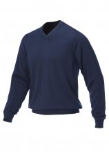 buy Greg Norman Lined V-Neck Golf Sweaters