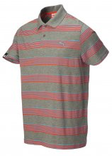 buy Puma Striped Golf Polo Shirt