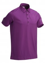buy Greg Norman Solid Stretch Golf Polo Shirt